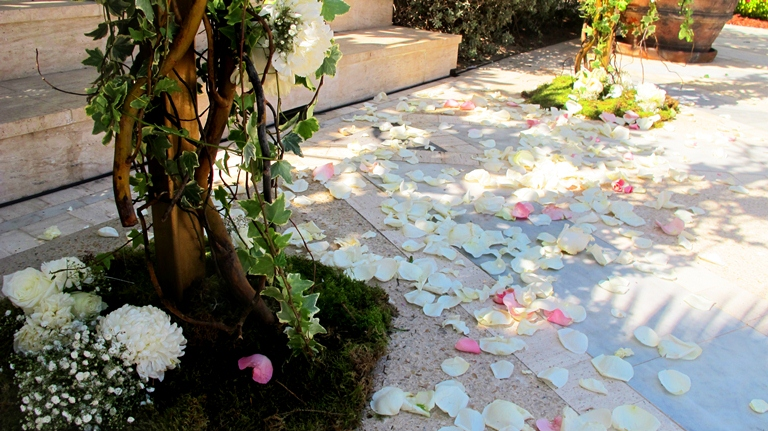 Vintage Bloom's rainbow wedding  ♥