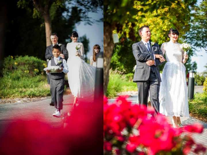 My Lovely Wedding… in the afternoon ♥