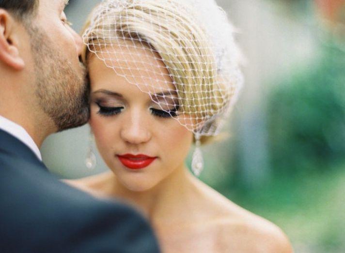 Bridal Beauty U2013 The Classic Red Lip