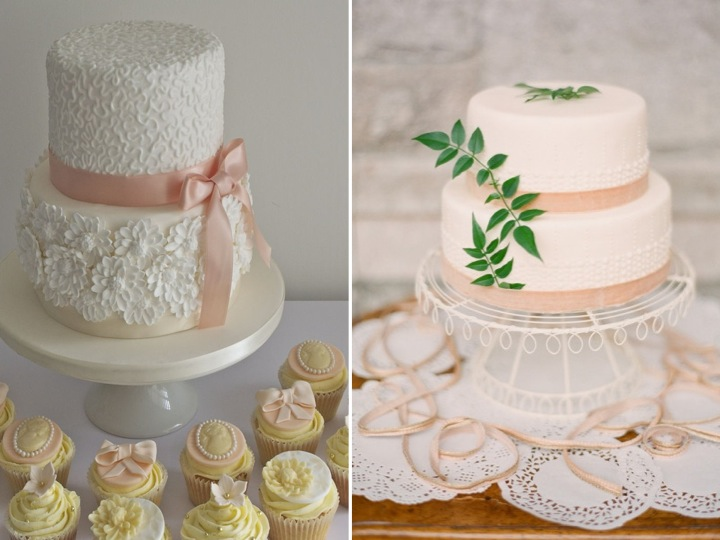 The perfect little 2 tier wedding cake credits junglespirit Choice Image