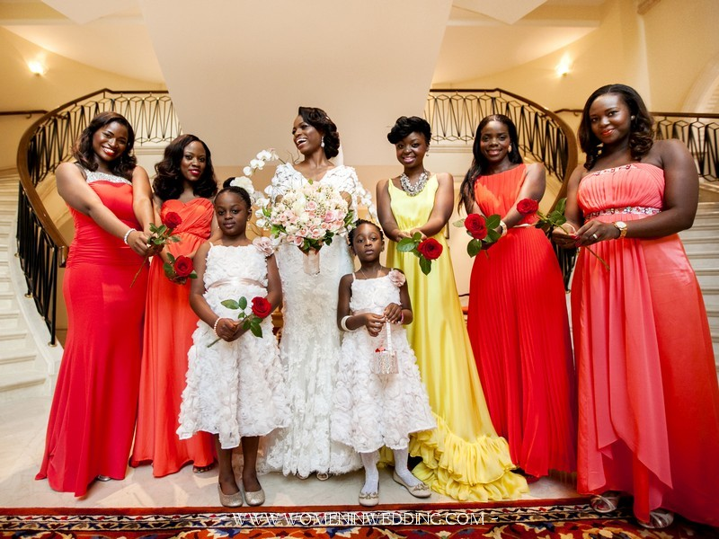 Women in wedding - Dubai wedding photographer