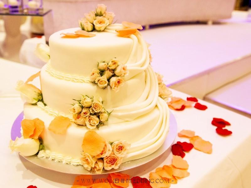 A colourful Nigerian wedding ♥