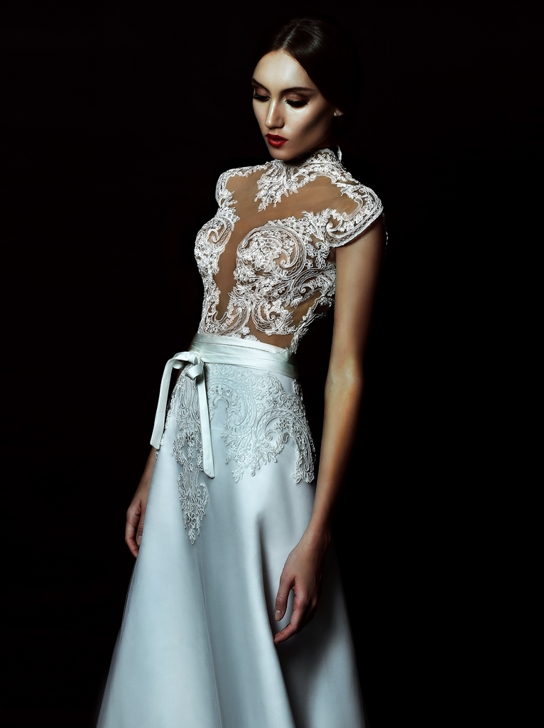 Bridal glamour warda haute couture for Haute couture houses