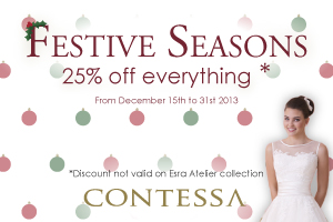 Festive Offers - Contessa
