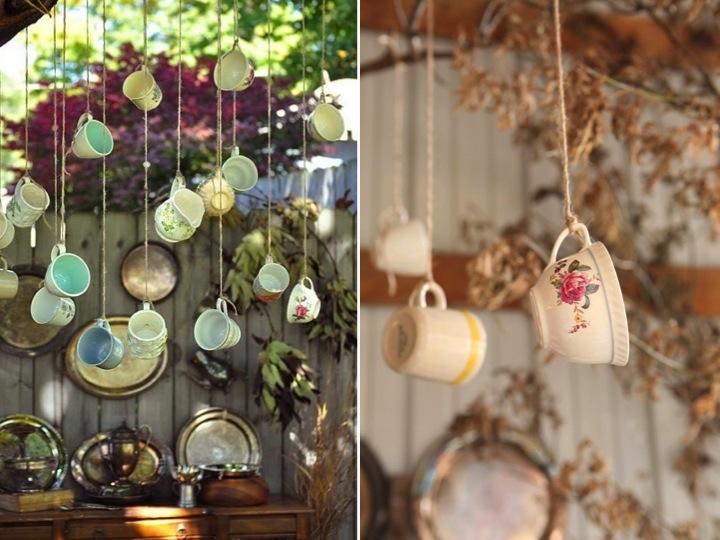 Tea cup wedding inspiration