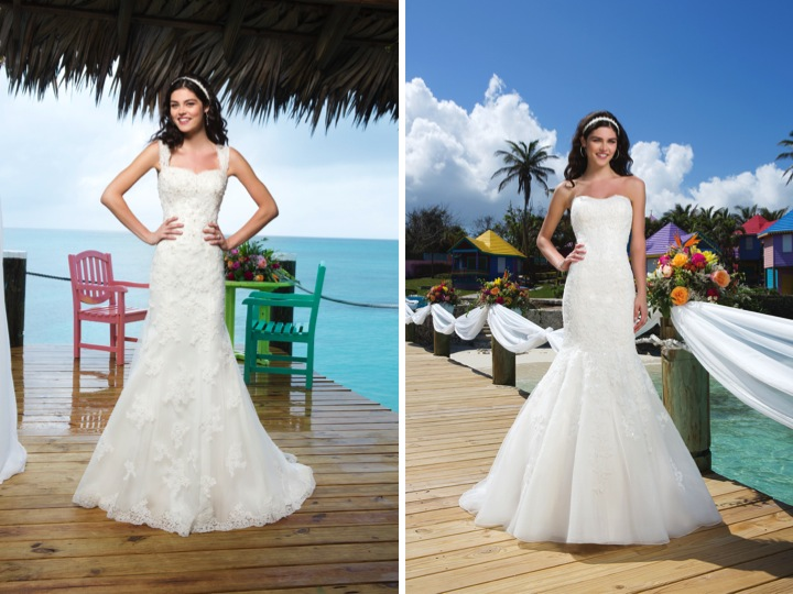 Contessa\'s new collection- Sincerity Bridal