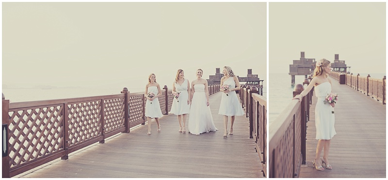 Dubai wedding - Melissa Beattie