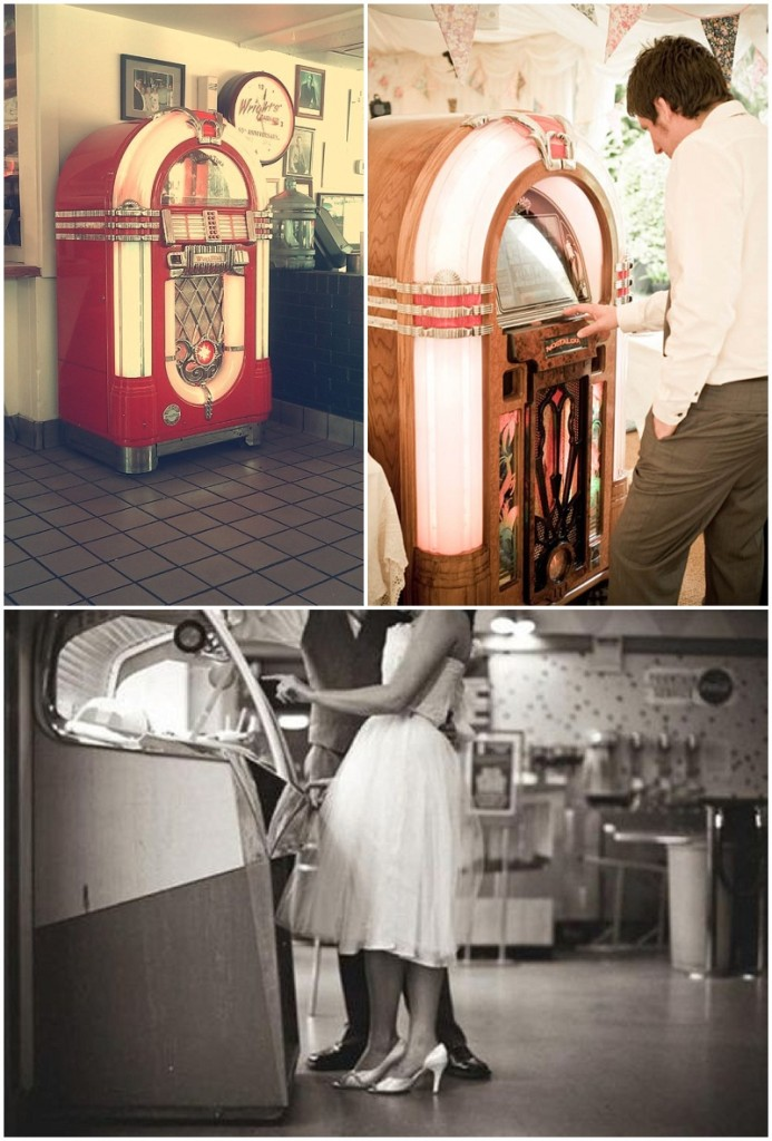Jukebox wedding