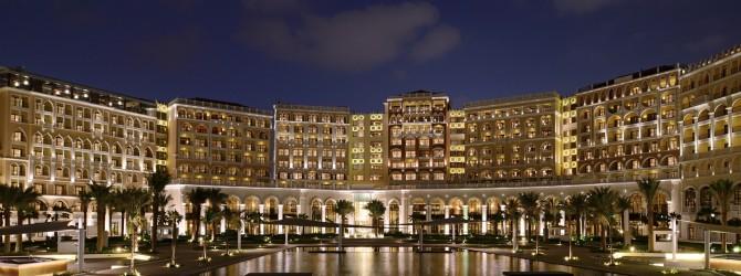 The Ritz-Carlton Abu Dhabi, Grand Canal Exterior