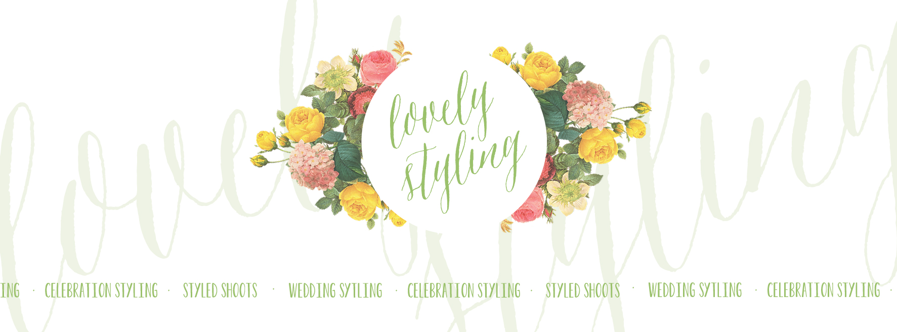 Lovely Styling - Dubai wedding stylist