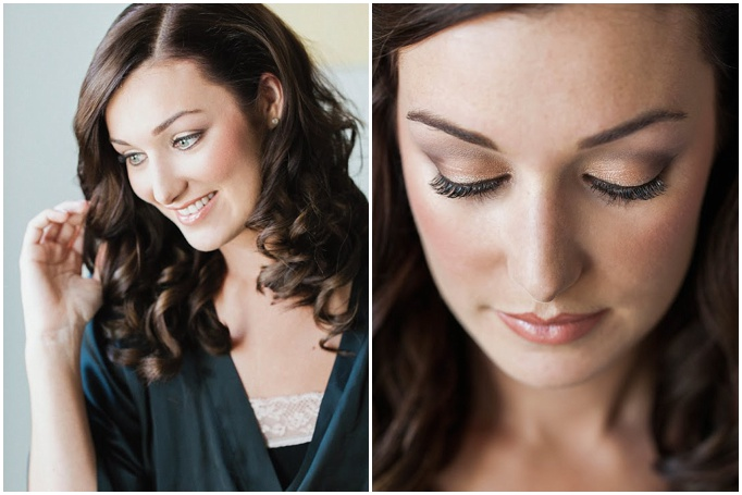 Makeup by Monica - Photography by Maria Sundin - Dubai Bride getting married at Jebel Ali Church