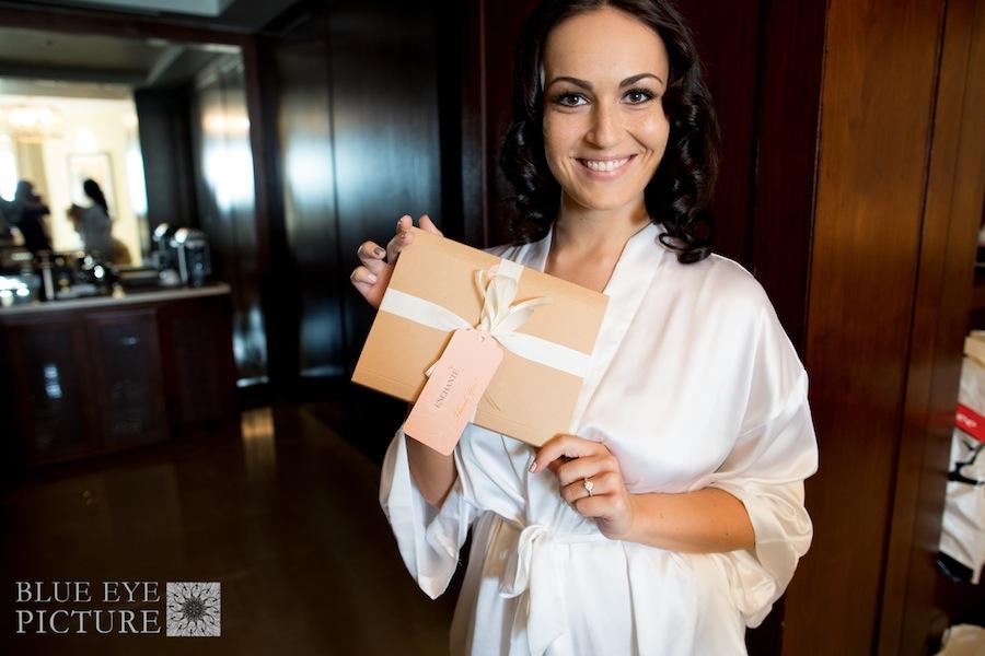 A pretty teal outdoor wedding @ The Ritz Carlton, Dubai…