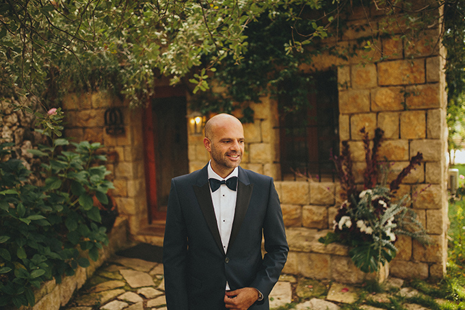 Gorgeous Lebanon wedding with a rustic chic theme