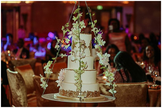 Nigerian wedding at Emirates Palace - Planned by Aghareed in Dubai
