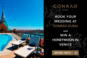 Wedding a honeymoon to Venice