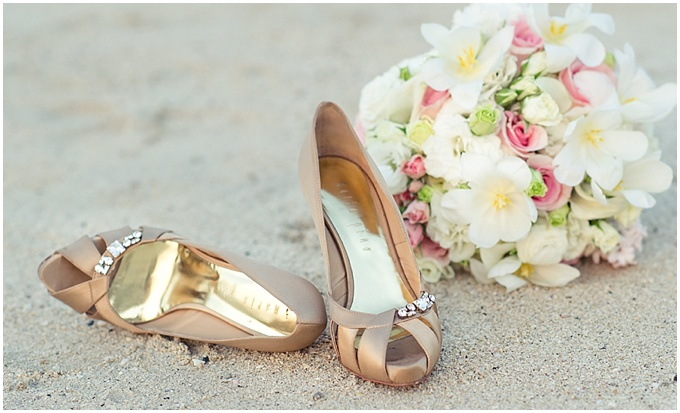 Bernard Richardson Photography - Styled post wedding shoot on The Palm