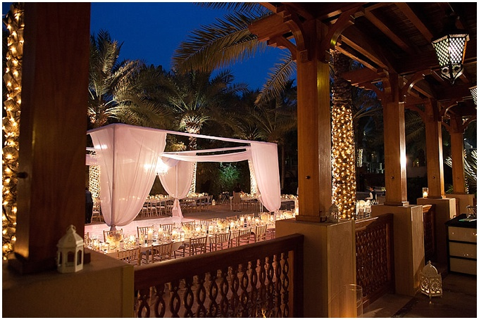 Denee Motion & Aghareed Wedding - Beach wedding in Dubai. Al Qasr, Madinat Jumeirah.