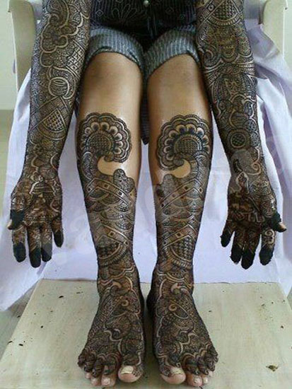 Vandana Makar – Henna Artist