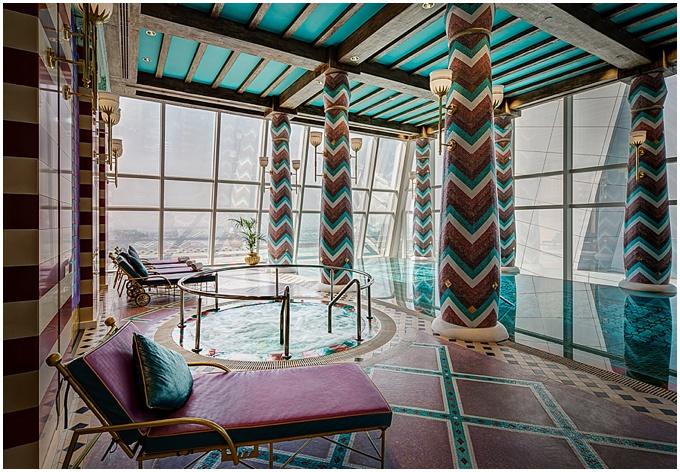 Talise Fitness Spa - Burj Al Arab - Get in shape for your Dubai wedding