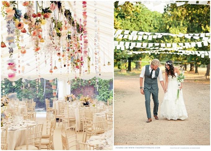 Bunting - Pinterest Inspiration for My Lovely Wedding - Dubai
