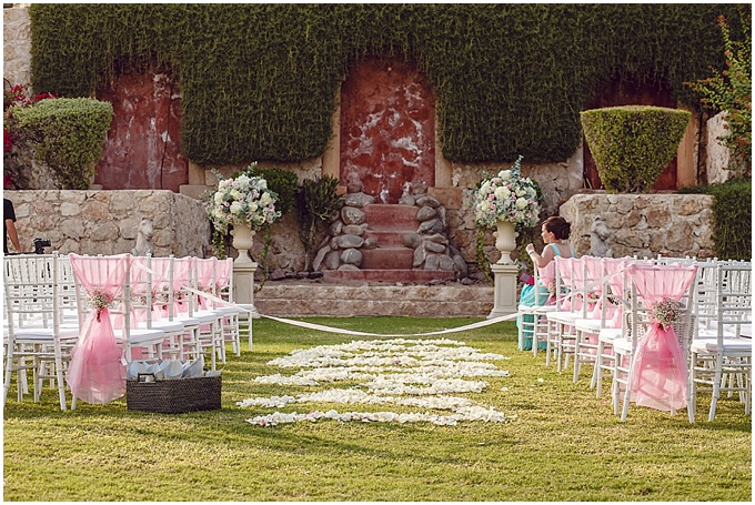 Fabulous garden wedding