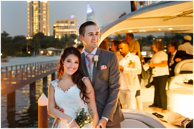 One and Only Wedding in Dubai - Bernard & Bindi Photography
