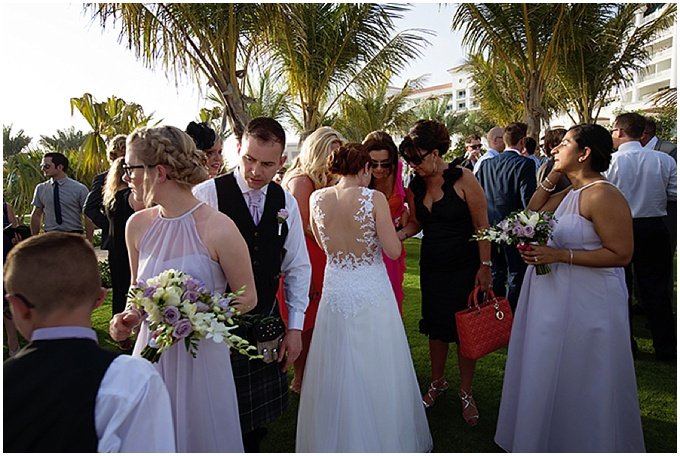 Dubai wedding - Photographed by Jacqui Nightscales