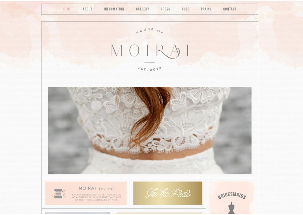WEDDING DRESSES IN DUBAI - HOUSE OF MOIRAI