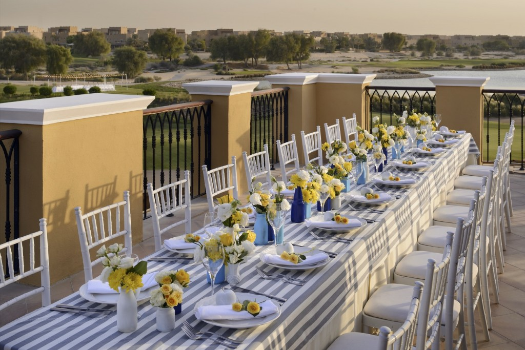 ARGC Terrace Wedding