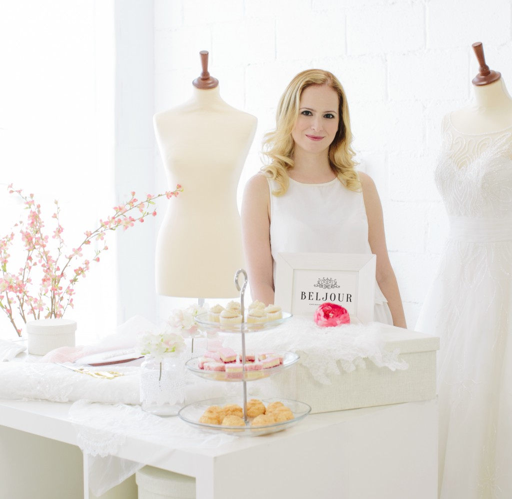 Shari - Owner of Beljour Bridal