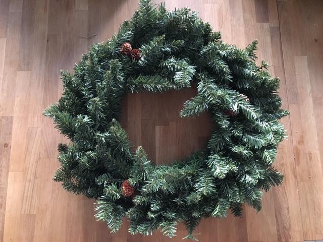 DIY Festive Wreaths (Because I love Christmas)