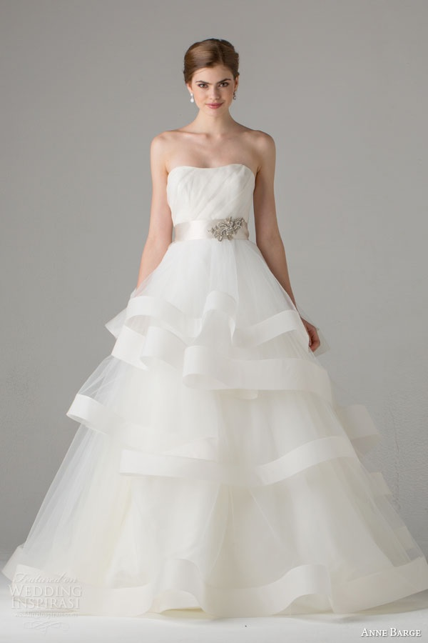 Anne Barge 2016 Collection arrives at The Bridal Showroom