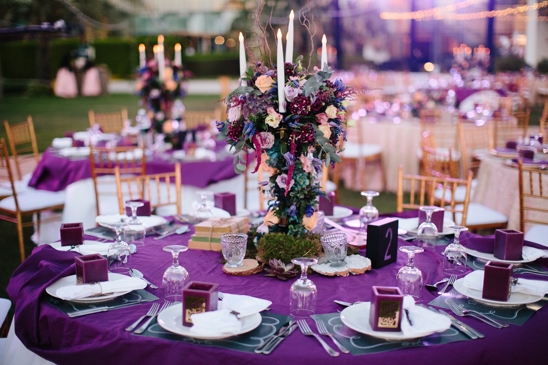 The prettiest Abu Dhabi Wedding by Cloud 9 Weddings & Events …