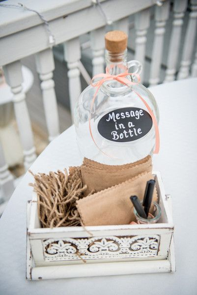Styling inspiration…rustic wedding guestbooks