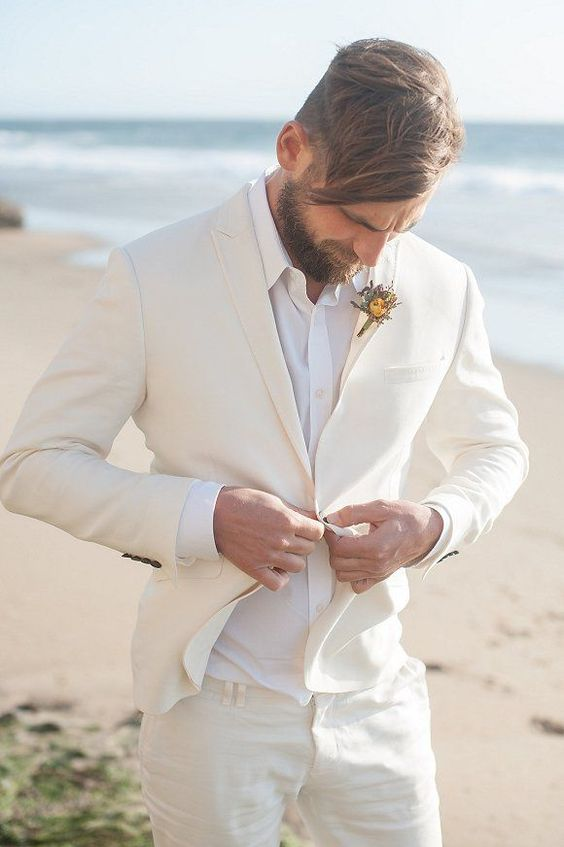 Let's talk about the groom…outfit inspiration for outdoor weddings