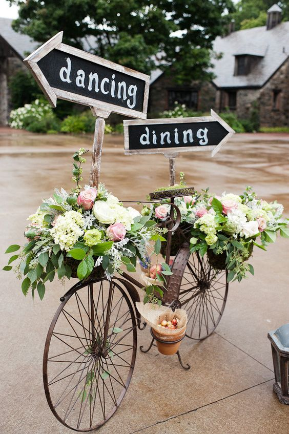 Lovely signage…decor inspiration