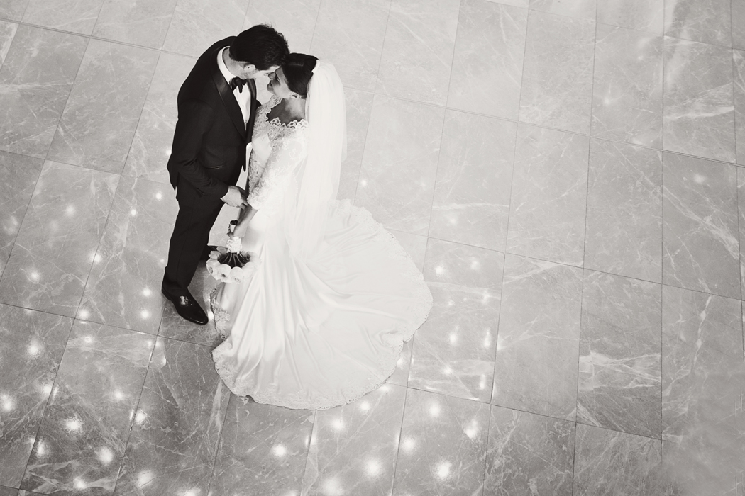 Real Wedding: Kathryn & Tristan {Goldfish Photography and Video}
