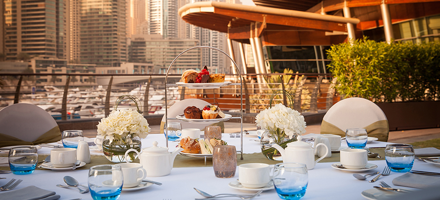 Dubai wedding venue inspiration…the intimate but spectacular Dubai Marina Yacht Club