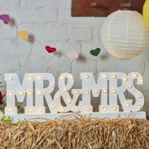 mr and mrs lights
