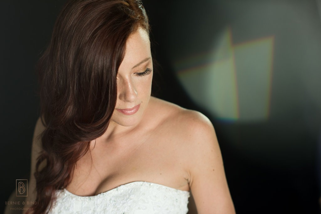 Red hair beauty - Bridal Shoot in Dubai