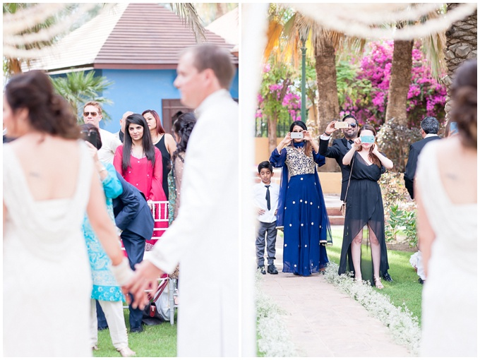 Dubai wedding at Desert Palm