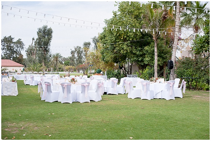 Dubai wedding at Desert Palm