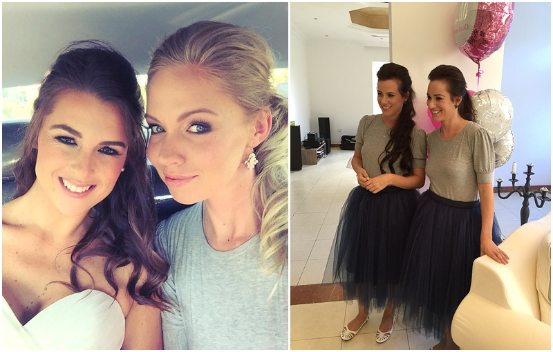 Bridesmaids in Perfect Harmony – A blog by Monica at MHG Beauty.