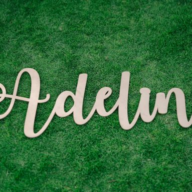 Adeline's First Birthday – A Peter Rabbit Themed Party