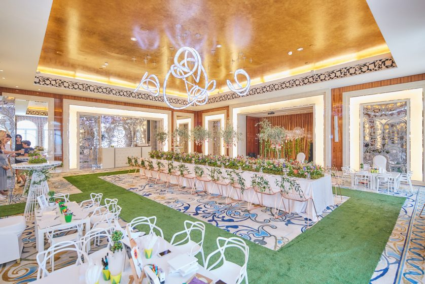 Catching up with Innovative Hiring – (Furniture rentals for your Dubai wedding)