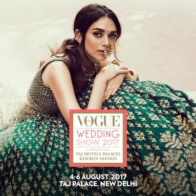 THE VOGUE WEDDING SHOW IS BACK FOR ITS 5TH EDITION FROM AUGUST 4-6