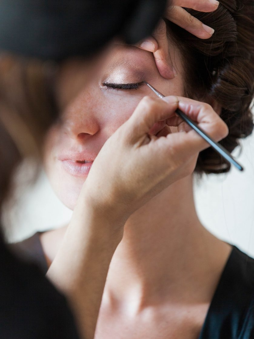 The best makeup Bridetinerary ever! { A BLOG BY MONICA AT MHG BEAUTY }