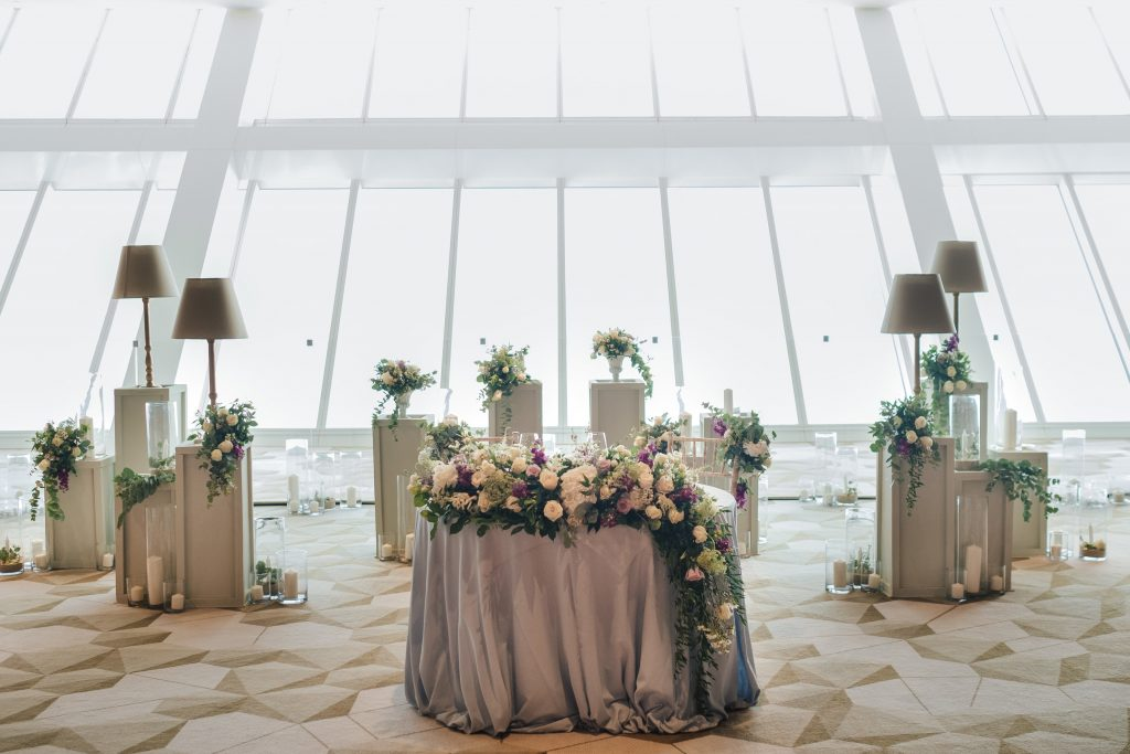 MY LOVELY WEDDING - DUBAI WEDDING PLANNERS - FIVE PALM DUBAI