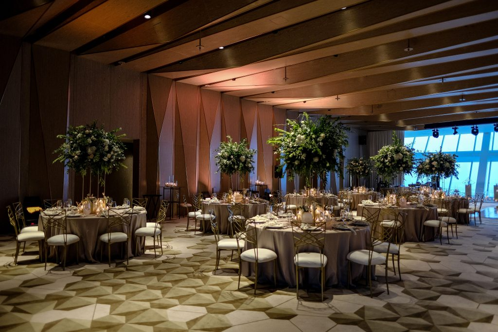 DUBAI WEDDING PLANNER - BALLROOM WEDDING
