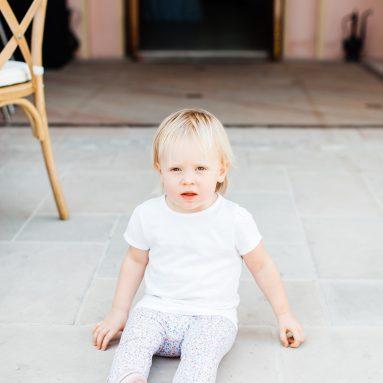 My little Adeline…
